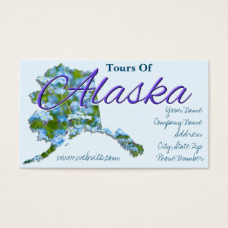 Business Cards - ALASKA
