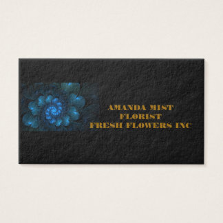 BUSINESS CARDS FOR FLORIST
