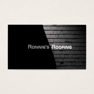 Business Cards for Roofers