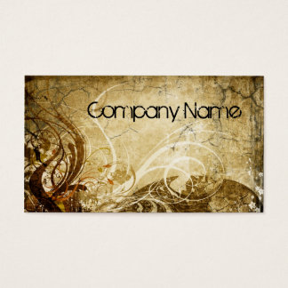 Business Cards - Vintage Vine design