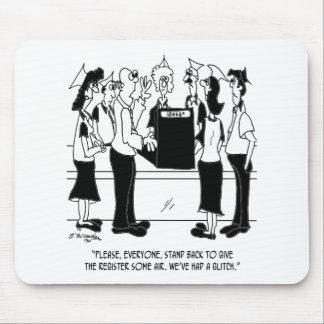 Business Cartoon 8453 Mouse Pad