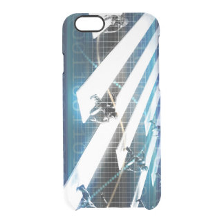 Business Incubator for Startup Clear iPhone 6/6S Case