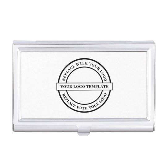 Business Logo Business Card Case
