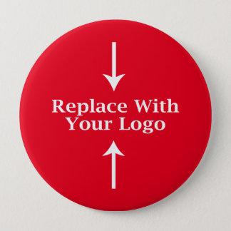 Business Logo Button Template
