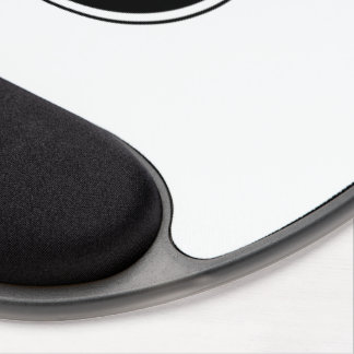 Business Logo Mousepads Gel Mouse Pad