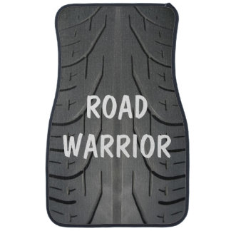 Business Man Tire Tread Car Mats