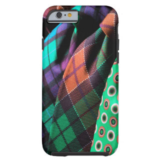 Business Masculine Funky Ties Colorful Manly Tough iPhone 6 Case