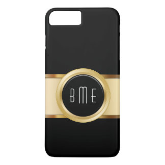 Business Men's Monogram iPhone 8 Plus/7 Plus Case