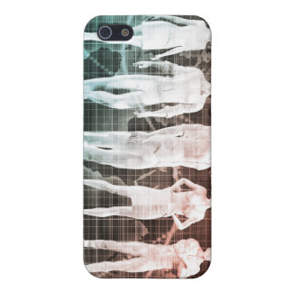 Business People Working Together on an Internation iPhone 5/5S Case