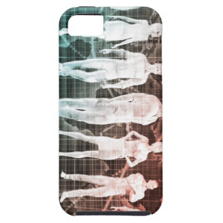 Business People Working Together on an Internation iPhone 5 Cases
