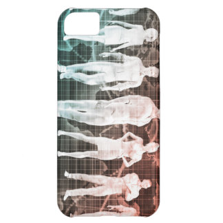 Business People Working Together on an Internation iPhone 5C Covers
