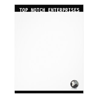 Business Personalized Letterhead