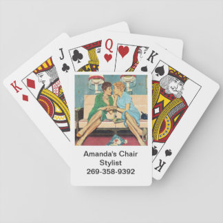 Business Playing Cards