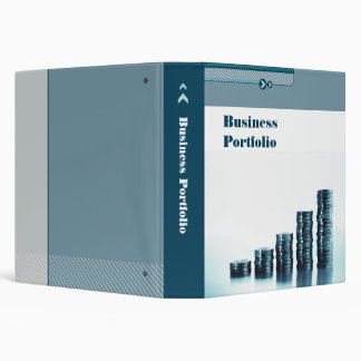 Business Portfolio Binder