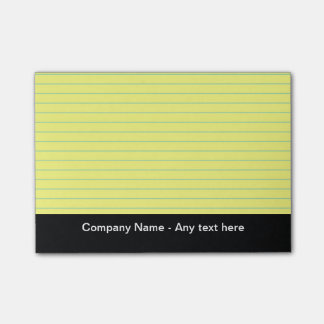 Business Post-it® Notes