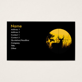 Business Profile Card