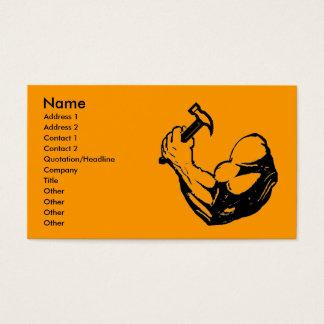 Business Profile Card