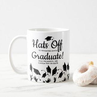 Business School MBA, BA, Congrats Graduation Gift Coffee Mug