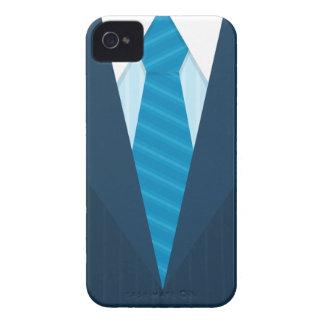 Business suit & tie iPhone 4 Case-Mate case
