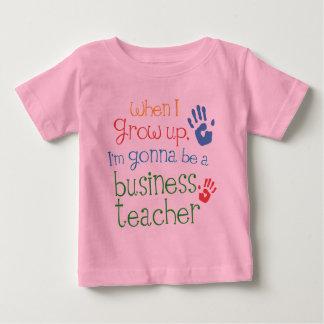 Business Teacher (Future) Infant Baby T-Shirt