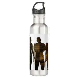 Business Team of Professionals Standing for Career 710 Ml Water Bottle