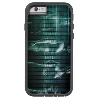 Business Team with Serious Expression Tough Xtreme iPhone 6 Case