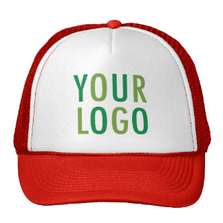 Business Trucker Hat Custom Corporate Logo Bulk