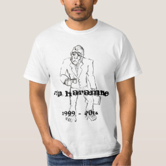 Businessman Harambe RIP in peace T-Shirt