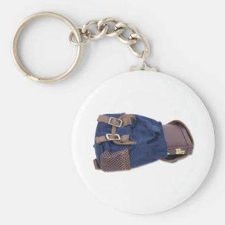 BusinessOnGo083010 Basic Round Button Keychain