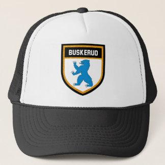 Buskerud Flag Trucker Hat