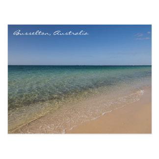 Busselton Beach Postcard