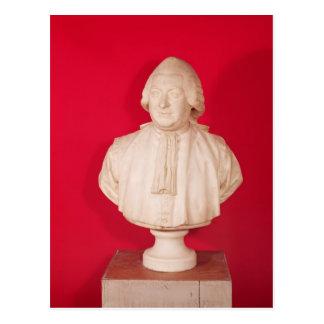 Bust of Chretien Guillaume Post Card