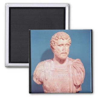 Bust of Emperor Antoninus Pius Magnet