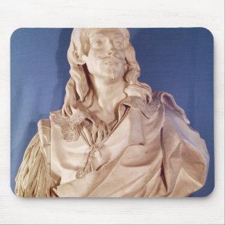 Bust of Jean de Rotrou  1783 Mouse Pad