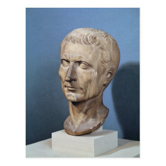 Bust of Julius Caesar Postcard