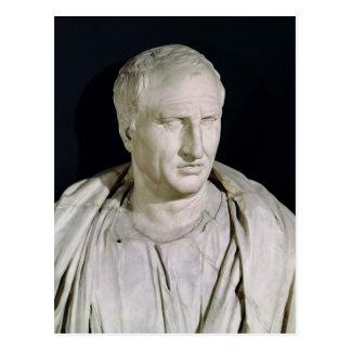 Bust of Marcus Tullius Cicero Postcard