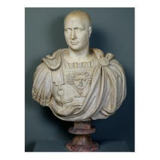Bust of Publius Cornelius Scipio 'Africanus' Postcard