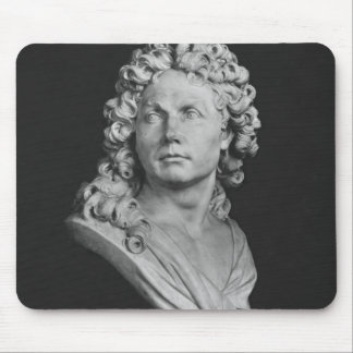 Bust of Robert de Cotte, 1707 Mouse Pad