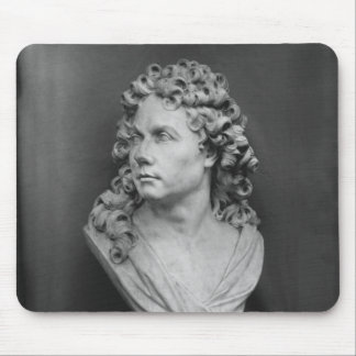 Bust of Robert de Cotte, 1707 Mouse Pad