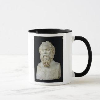 Bust of Socrates Mug
