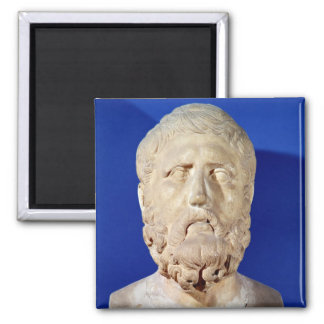 Bust of Zeno of Citium Magnet