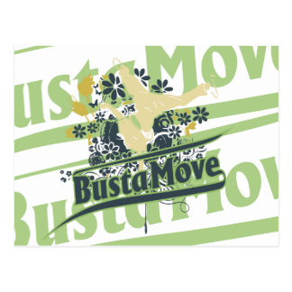 Busta Move T-shirts and Gifts Post Card
