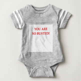 BUSTED BABY BODYSUIT