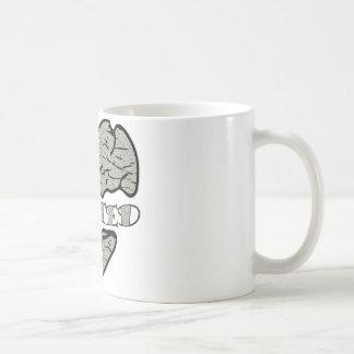 Busted Heart Stone Tattoo Coffee Mug
