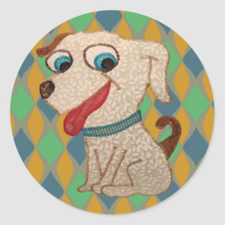 Buster Applique Sticker