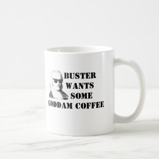 Buster's Javaceptacle Coffee Mug