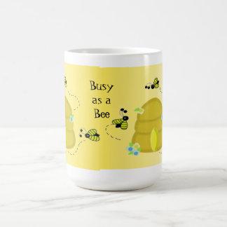 Busy as a Bee Coffee Mug
