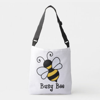 Busy bee2 crossbody bag