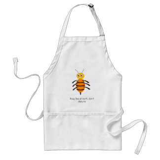 Busy Bee at work Standard Apron