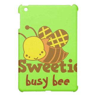 Busy Bee cute kawaii iPad Mini Cover